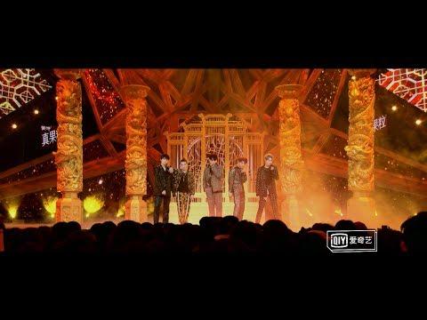 "【舞台纯享】Dance组《一笔江湖》舞台表演【Performance Cut】Dance Category ""A Stroke of Jianghu"" Stage Performance"