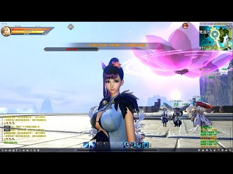 Xian Xia 2 Online 仙侠世界2 - Mage Swords Main Story Gameplay Preview